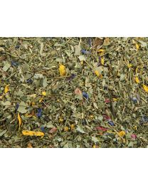 Mountain herbs tea