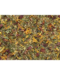 Forest and meadow herbal tea