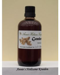 Ginger - tincture 100ml