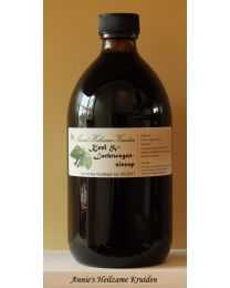 Throat  and respiratory syrup 500 ml