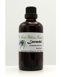 Lavender - tincture 100 ml
