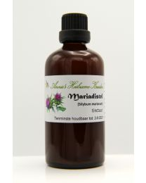Milk thistle - tincture 100 ml