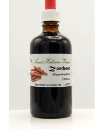 Licorice root - tincture 100 ml