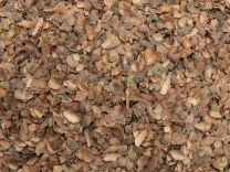 Cacao schil stukjes