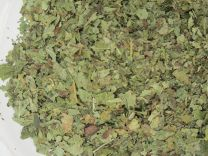 Black currant leaves
