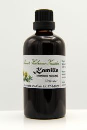 Kamille-tinctuur 100 ml