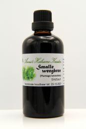 Smalle weegbree-tinctuur 100 ml